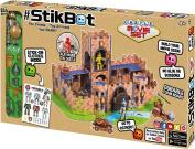 Stikbot Castle Movie Set
