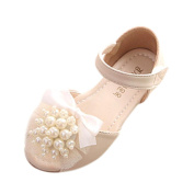 Baby Shoes For 3-6 Years Kids,❤️ Xinantime Fashion Casual Pearl Toddler Sneaker Floral Pricness Sandals Shoes