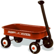 Radio Flyer No 5 Little Red Waggon NEW Toy Size New in Box
