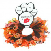 Mirage Pet Products Pumpkin Smoochers, Medium