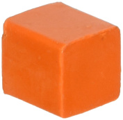 Harbour Sales HWB06a Beeswax for Candlemaking, Crafts and Encaustic Painting, Orange