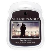 Village Candle Rendezvous Wax Melt, Black