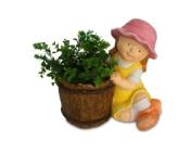 Planter Girl Dress
