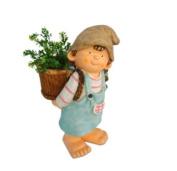 Planter Girl Stripe