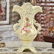 YUYUAN Continental home decoration ceramic vases flower pots wedding , b18