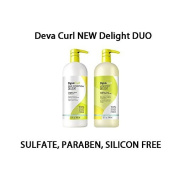 DevaCurl Delight Low-Poo And One-Condition Duo, 950ml