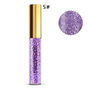 KaloryWee Beauty Metallic Shiny Smoky Eyes Eyeshadow Waterproof Glitter Liquid Eyeliner