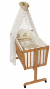 Easy Baby 66 Cradle Set, Yellow