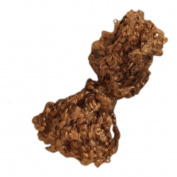 Tilda 0712972 doll hair, 15m, light brown