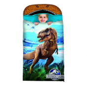 Jurassic World Kids Hooded Sleeping Bag