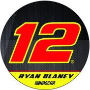 Ryan Blaney #12 10cm Round Magnet