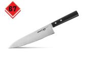 """Samura 67 Chef's knife 8,2""""/208 mm, Hardness 59 HRC"""