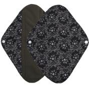 Ularma Heavy Flow Reusable Bamboo Cloth/ Washable Menstrual Pad/ Mama Sanitary Towel Pad