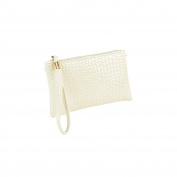 Fashion Women Crocodile Leather Portable Alligator Texture Wallet Zipper Clutch Handbag Bag Coin Purse Wallet