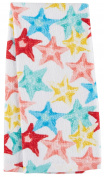 Homewear Starfish Kitchen Towel One Size Red/blue/yellow/white