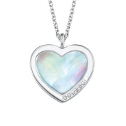 s.Oliver Women Silver Pendant Necklace - 2020968