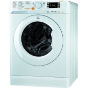 Indesit XWDE1071681XW 10kg Wash 7kg Dry Freestanding Washer Dryer White
