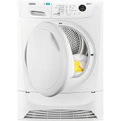 Zanussi zdp7203p Freestanding Front-Load 7 kg B White – Tumble Dryer