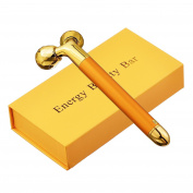 Facial Massage Beauty Bar Heidan Stone tips 24K Gold Pated Waterproof SZSYDESIGN Wrinkle Treatment