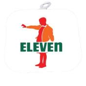 Funny Fan Made Seven Eleven Parody Art Decorative Pot Holder