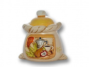gicos Jar in Ceramic Decorative Cooker