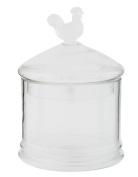 Clayre & Eef 6GL1497 Glass Jar/Approx. 14 x 23 cm