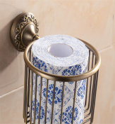 Sucastle® 15*15(cm) Zinc alloy Wall Mounted Bathroom Toilet Paper Holders Self Adhesive Toilet Paper Holder Wall Mount Contemporary Style