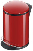 Hailo Harmony M CAN, Metal, Red, 31.5 x 31.5 x 52 cm