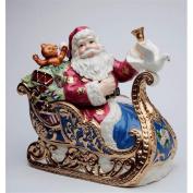 30cm Santa Cookie Jar