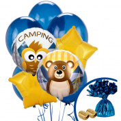 Let's Go Camping Balloon Bouquet