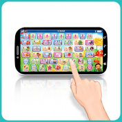 Rosepoem Educational Touch Screen Telephone Plastic Toy