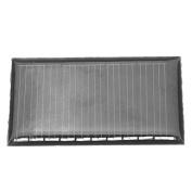 LaDicha 5V 30MA 0.15w 53 x 30 x 3mm Polycrystalline Mini Solar Panel Photovoltaic Panel