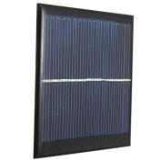LaDicha 5.5V 1W 180mA Polycrystalline 95mm x 95mm Mini Solar Panel Photovoltaic Panel