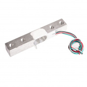 1Pcs 75x12.7mm Electronic Balance Weighing Load Cell Sensor 0-5Kg