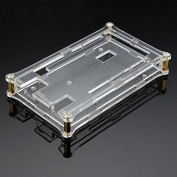 LaDicha Transparent Acrylic Shell Box For Arduino Mega2560 R3 Module Board