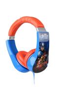 Marvel's Avengers Headphones with kid safe technology - Avengers Assemble Headphones