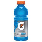 Gatorade 10412 Thirst Quencher, Fierce Blue Cherry, 590ml, Bottle
