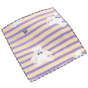 Infant Washcloth, Fascigirl Baby Handkerchief Creative Cartoon Printed Absorbent Infant Face Cloth