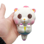 Squishy Toys,Jinjin Lovely Big Head Lamb Squishy Slow Rising Cream Scented Decompression Toys