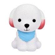 Squishy Toy,Han Shi Jumbo Cute Puppy Scented Slow Rising Squeeze Toys Stress Reliever Toy
