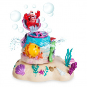 Disney The Little Mermaid Bubbles and Splash Sprinkler Play Set