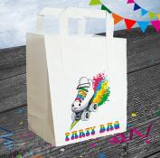Rainbow Roller Skates / Skating Party / Goody / Loot Bags