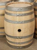 113.6l Short Style Oak Wine Barrel By Wine Barrel Creations