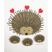 Swedish Dishcloth - Hedgehog