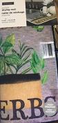 Harman Mixed Herbs Dish Drying Mat