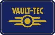 Fallout Magnet | Vault-Tec | 3.4 x 2.12 in / 8.5 x 5.5 cm