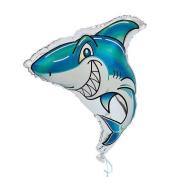 IN-3/5093 Jawsome Shark Mylar Balloon Each