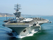 USS Nimitz (CVN 68) and Carrier Air Wing 11 depart San Diego