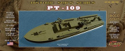 PT-109 Wooden Ship Laser Cut Model Kit JFK Atlantis Toy and Hobby