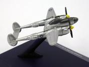 6.4cm P-38 Lightning 1/200 Scale Diecast Metal Model